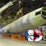 ФОТО: Фюзеляж МС-21 для ресурсных испытаний доставили в Жуковский